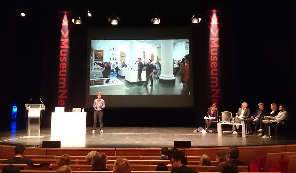 Terveiset MuseumNext-konferenssista